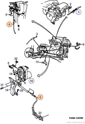 saab 900 2 0 engine diagram saab free engine image for user manual