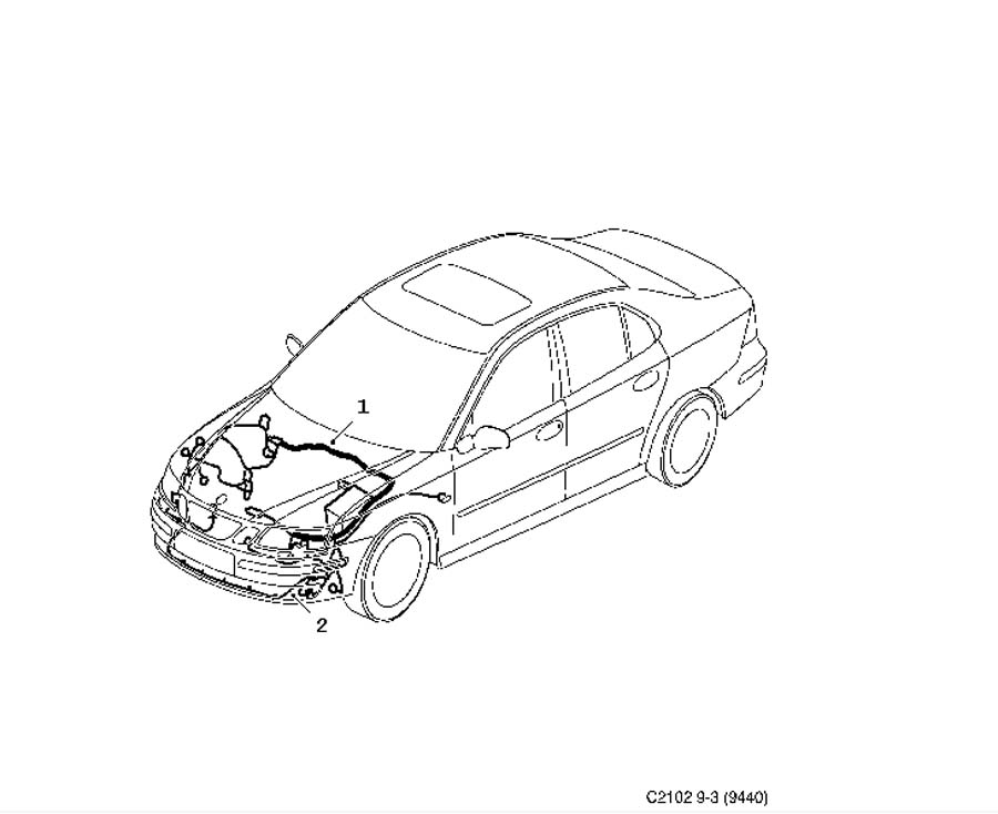 1996 saab 900s parts diagram  saab  auto wiring diagram