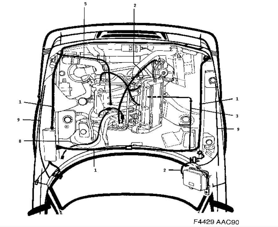 saab 900 wiring diagram  saab  just another wiring site