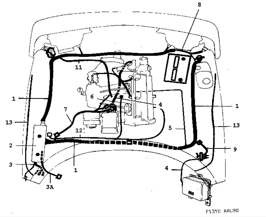 Saab Electrical Wiring Diagrams in addition Saab Engine Diagram in addition 2012 Chevy Traverse Engine Diagram additionally Saab 93 Fuse Diagram 2005 in addition Saab 92x Wiring Diagram. on saab aero 9 3 fuse diagram