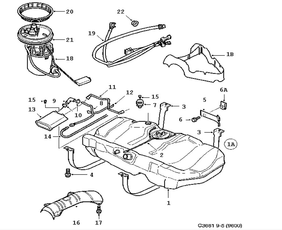 2006 Scion Xb Power Steering Belt Com