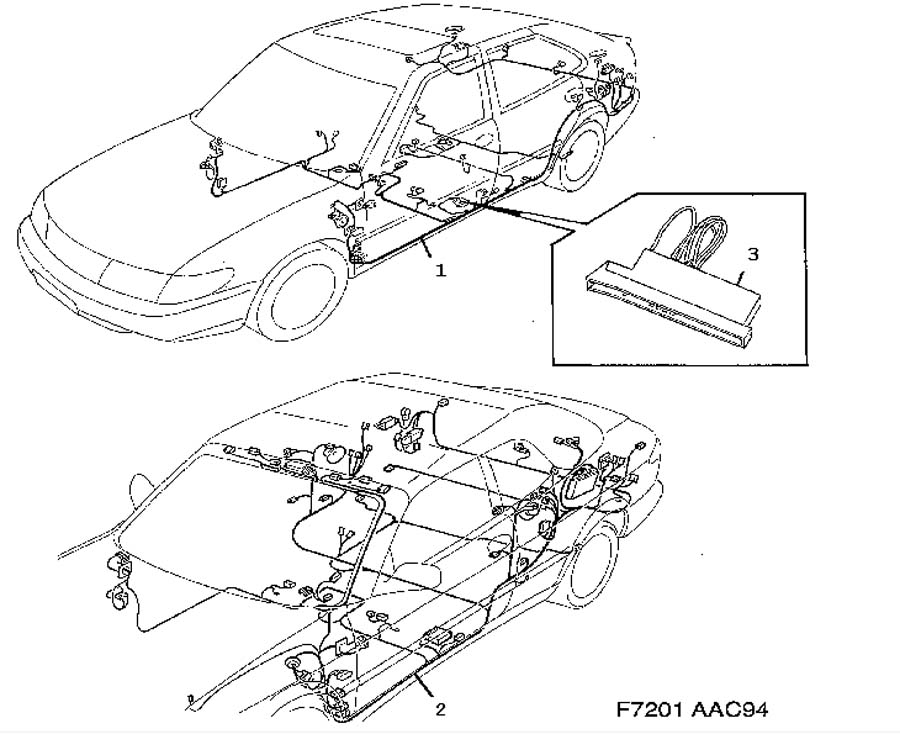 saab 9 3 linear engine diagram