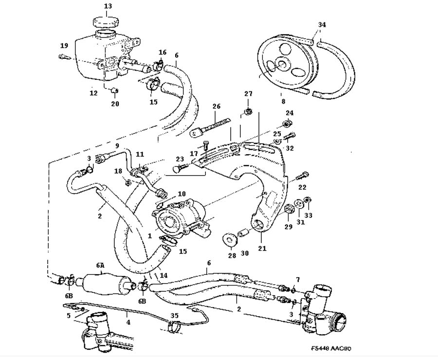 mazda 6 transmission cooler diagram html