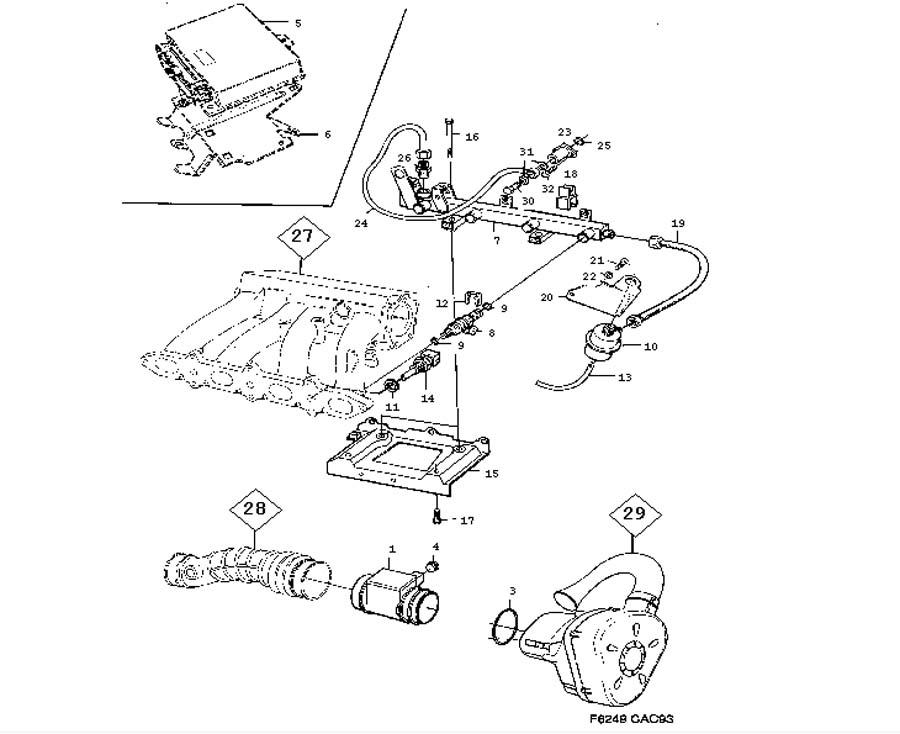 2001 porsche boxster fuse diagram