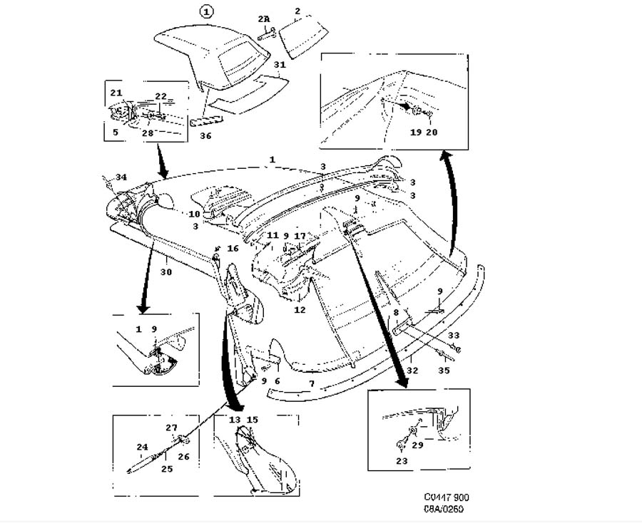 saab 900 convertible parts diagram  saab  auto wiring diagram