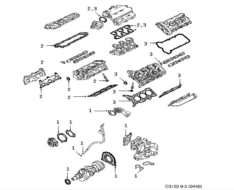 saab 9 5 intake manifold diagram