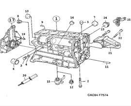 Saab 900 Fuel Pump