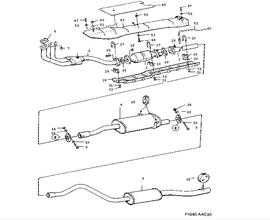 Saab 900 Transmission Manual Diagram