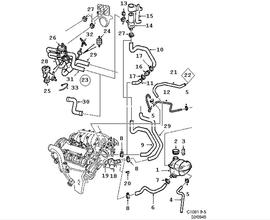7 3 Powerstroke Fuel Filter Diagram in addition Cadillac Cts Oil Filter Location as well Wiring Diagram For Glow Plug Relay 7 3 further 2001 Dodge Durango Blower Resistor Location in addition Saab 2002 9 3 Engine Diagram Get Free Image. on 2001 saab 9 3 fuel filter location