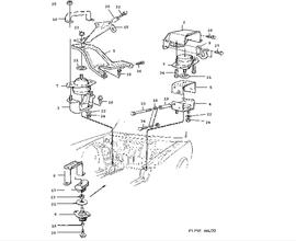 Saab 9 3 5 9000 Engine Oil Pump