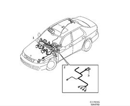 Nissan Patrol Y60 Wiring Diagram in addition 2005 Nissan Titan Fog Lights Wiring Diagram furthermore Car Stereo Iso Connector moreover 1997 Nissan Quest Cluster Wiring Diagram also Car Stereo Harness Installation. on nissan patrol stereo wiring harness