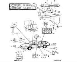 1966 Mustang Wiring Diagrams likewise 13895 furthermore 2008 Hyundai Accent Headlight Fuse further 7hdfe Truck Will Not Shut Off Key Even Unplugged Ignition Switch together with 2001 Acura Rl Transmission Diagram Html. on saab 900 fan switch