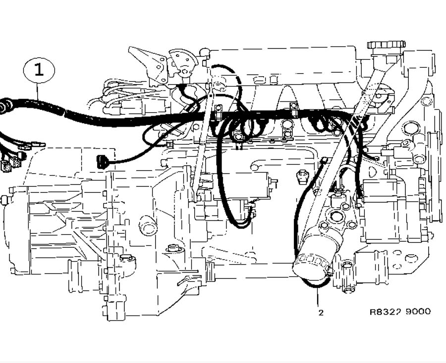 Wiring And Fuses  Engine