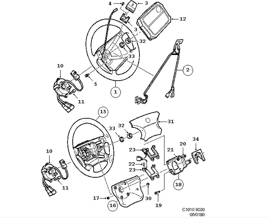 Viewparts likewise Saab 9 3 Fuel Filter Location moreover Oe3941 8993941 in addition Parts Of A Car Frame also 5191770. on saab 9 2x