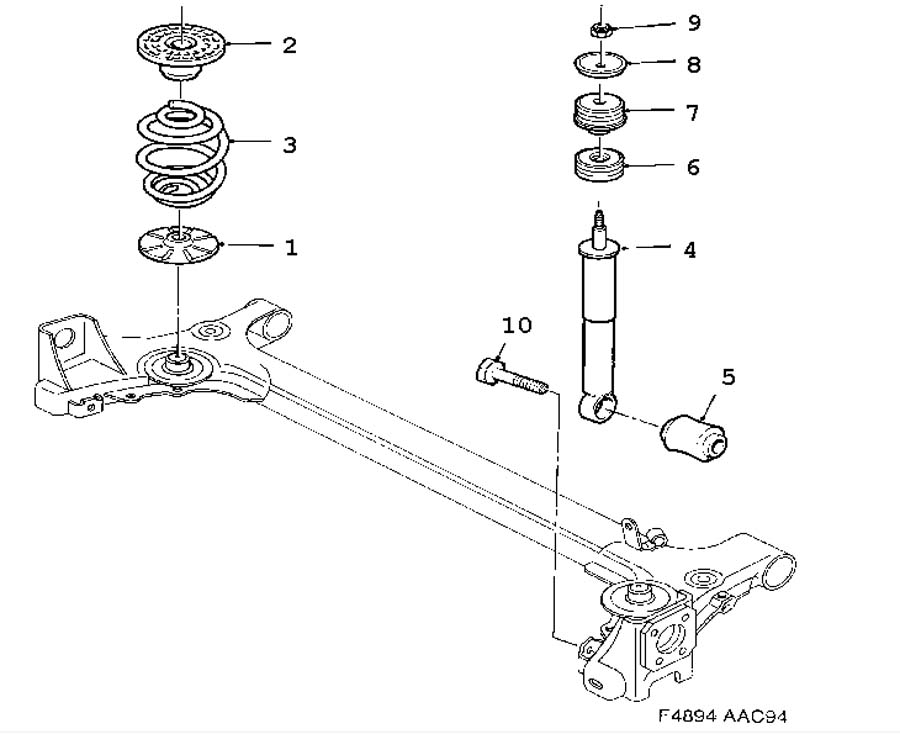 Saab 9 7x Suspension Diagram on hyundai genesis