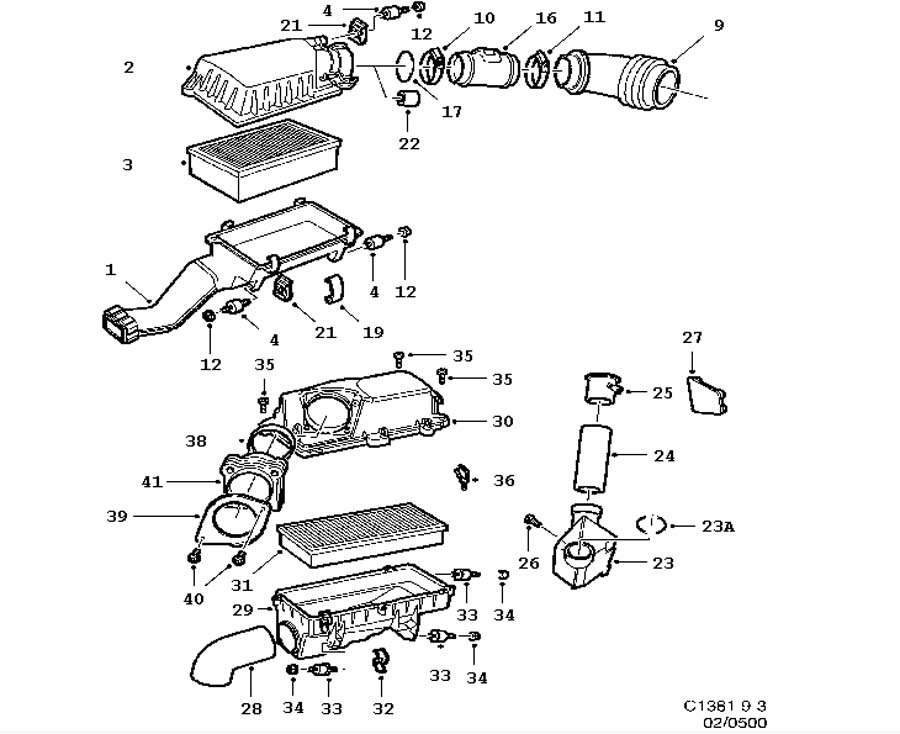saab 9 2x engine wiring diagram and parts diagram images