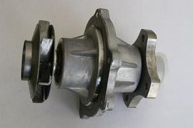 Saab 9-7X Water Pump[12620226]